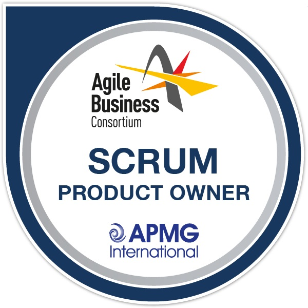 certification Scrum Product Owner